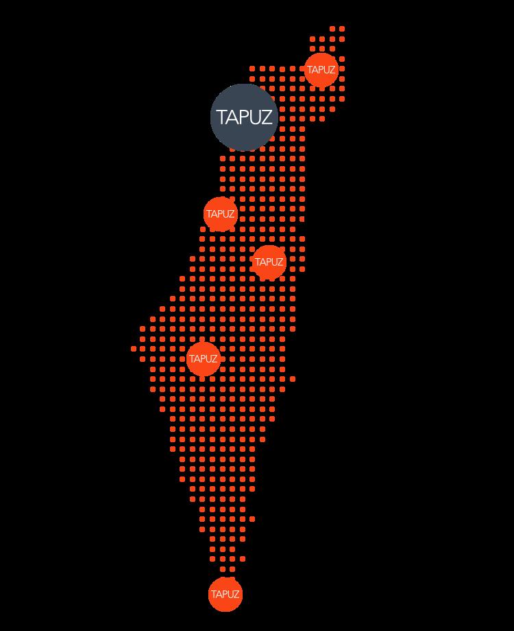 תפוז צפון
